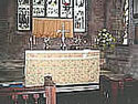 Picture, Altar Table