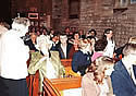 Picture, A Dymock Congregation