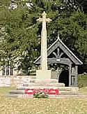 Picture, Dymock's War Memorial
